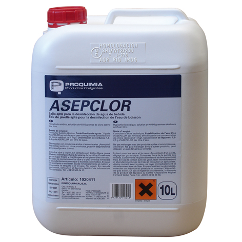 Asepclor - 10L