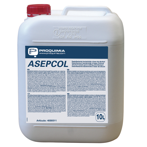 Asepcol - 10L