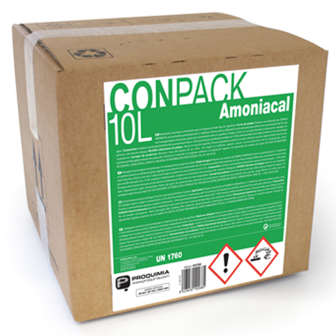 Conpack Amoniacal0 - 10L