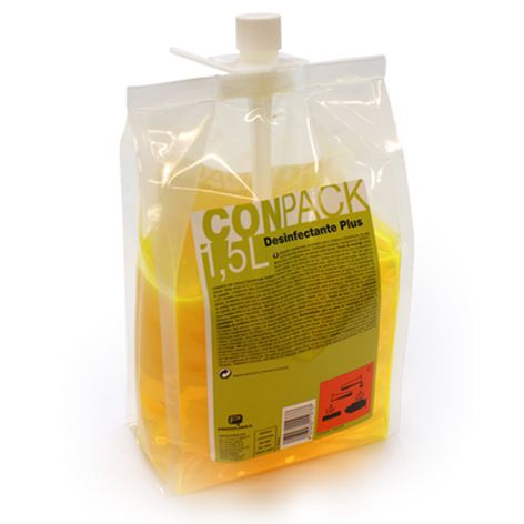 Conpack Desinfectante Plus - 1,5L