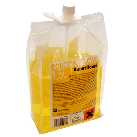 Ecoconpack Superficies - 1,5L